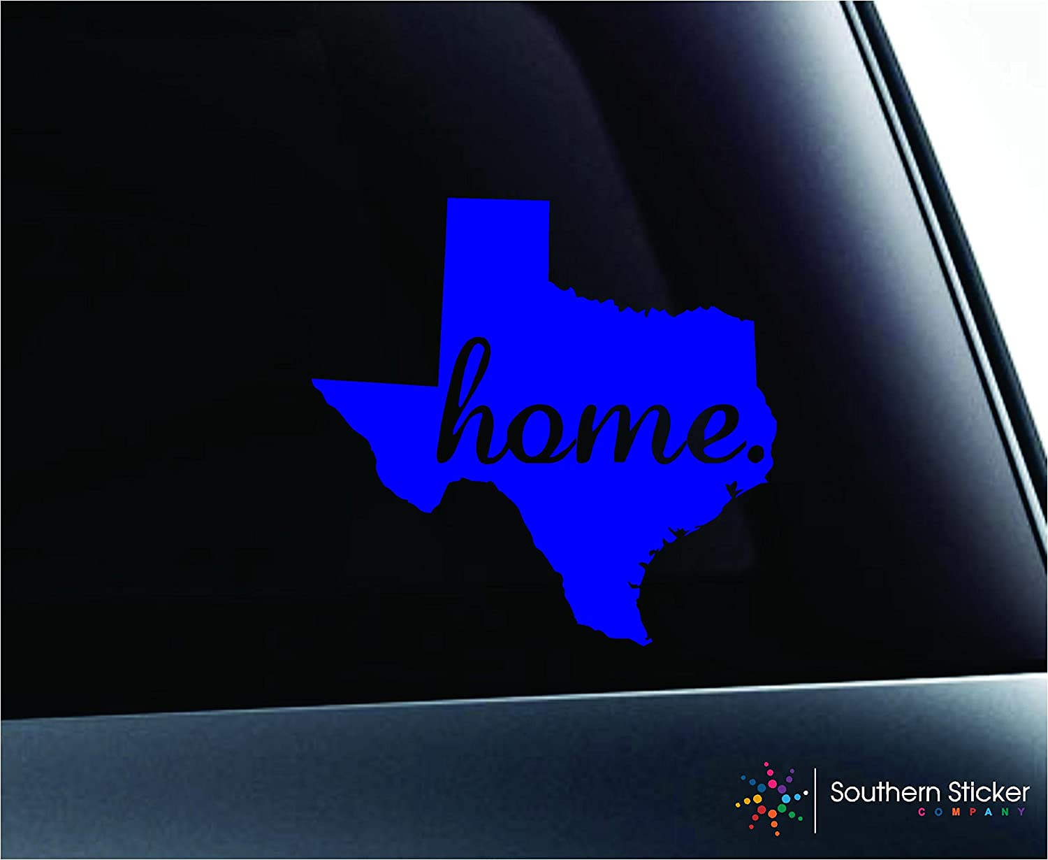 Amazoncom Home Texas Symbol Decal Family Love Car Truck - Window decals amazon