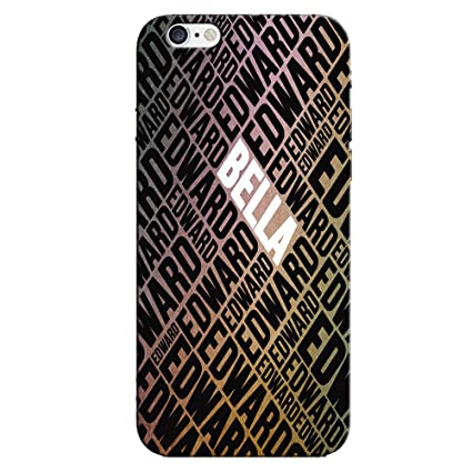 reputable site 27a6b 1c8f0 TWILIGHT TYPO BACK COVER FOR APPLE IPHONE 6S: Amazon.in: Electronics