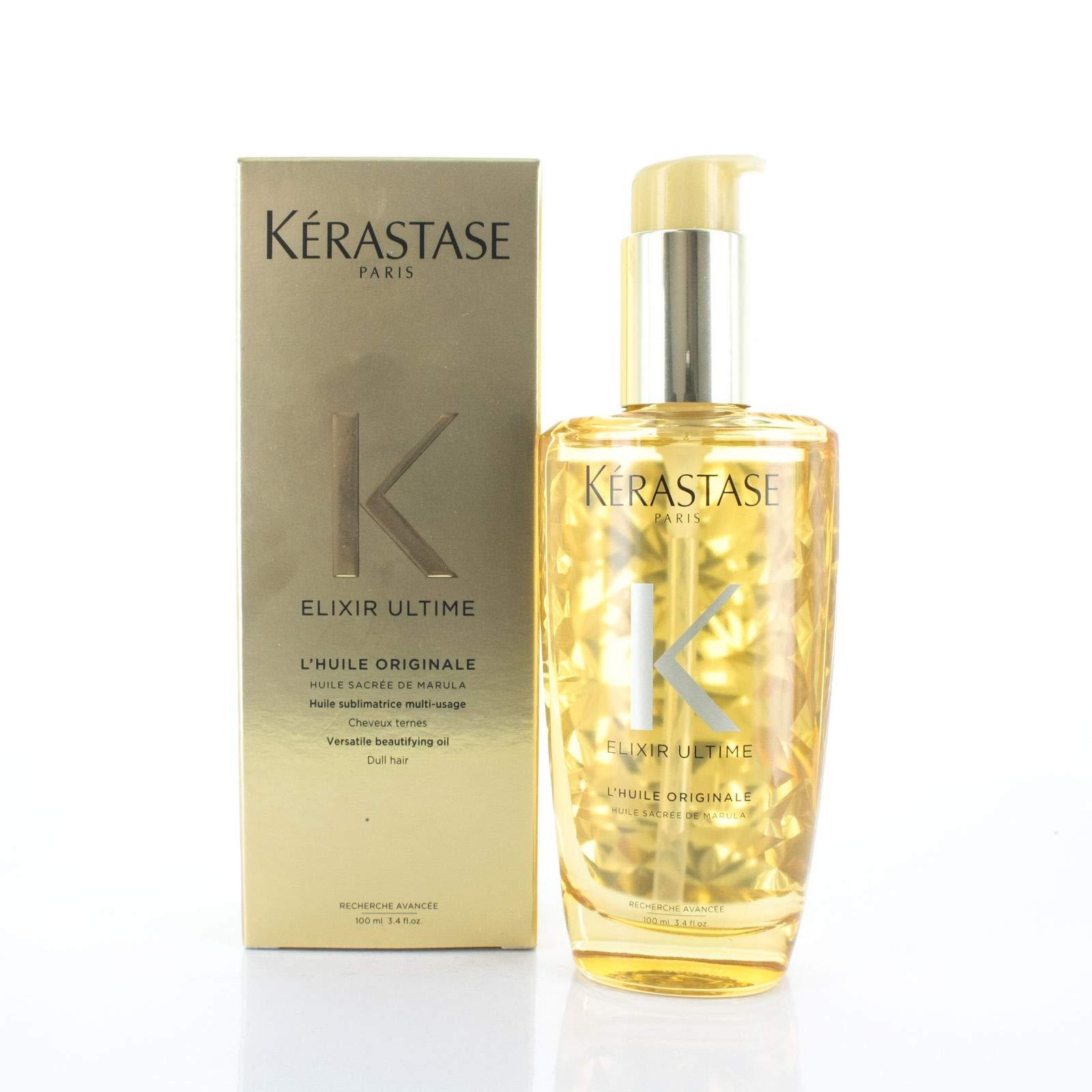 Kerastase AD1176 Elixir Ultime L'Huile Original Beautifying Hair Oil 3.4, reg ye
