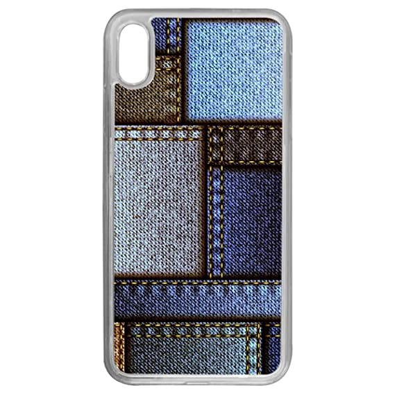 Amazon Com Iphone Xs Max Case Blue Jeans Iphone Xs Max Case