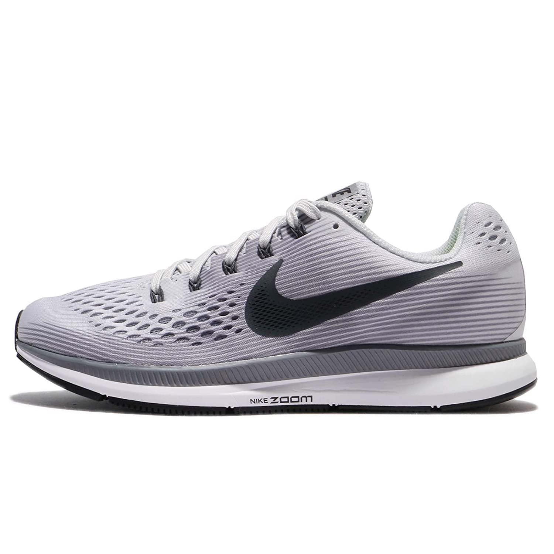 outlet Nike Air Zoom Pegasus 34 Pure PlatinumAnthracite