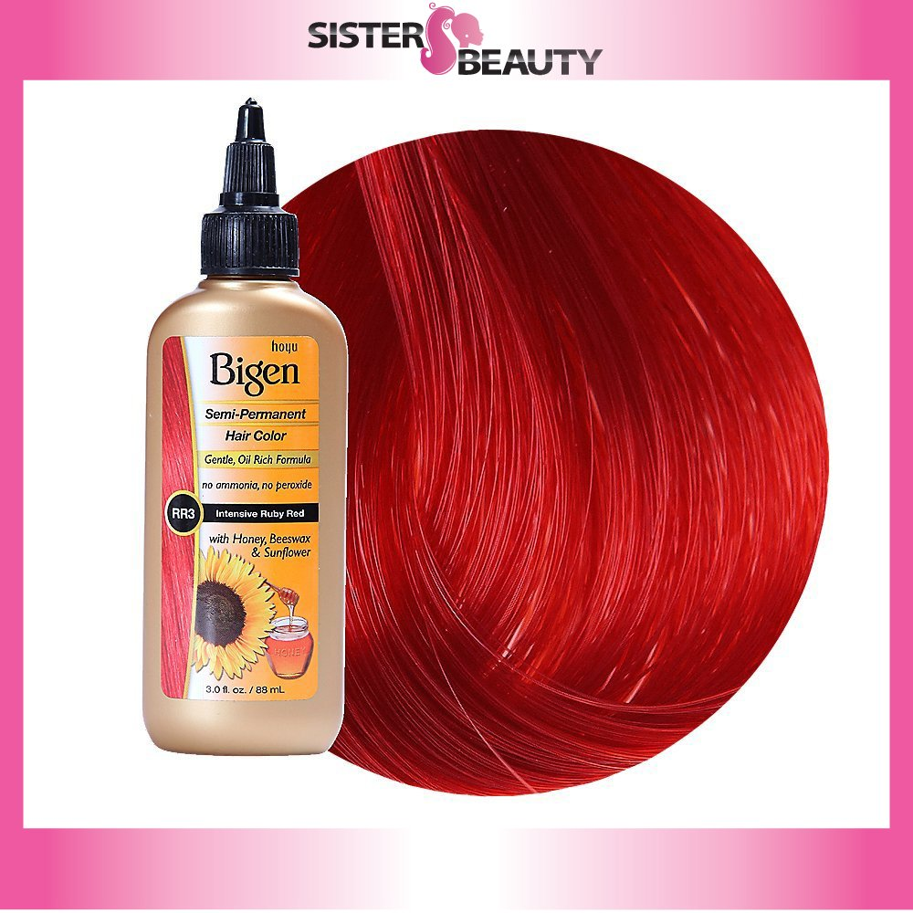 amazoncom bigen semipermanent haircolor r4 intensive