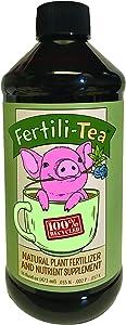 Fertili-Tea Plant Growth Fertilizer Supplement (16 oz.)