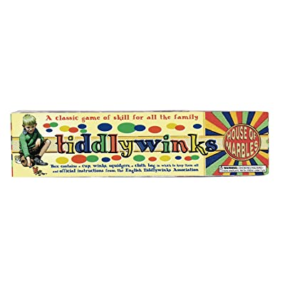 Tiddlywinks - Classic Game (Packaging may vary): Toys & Games