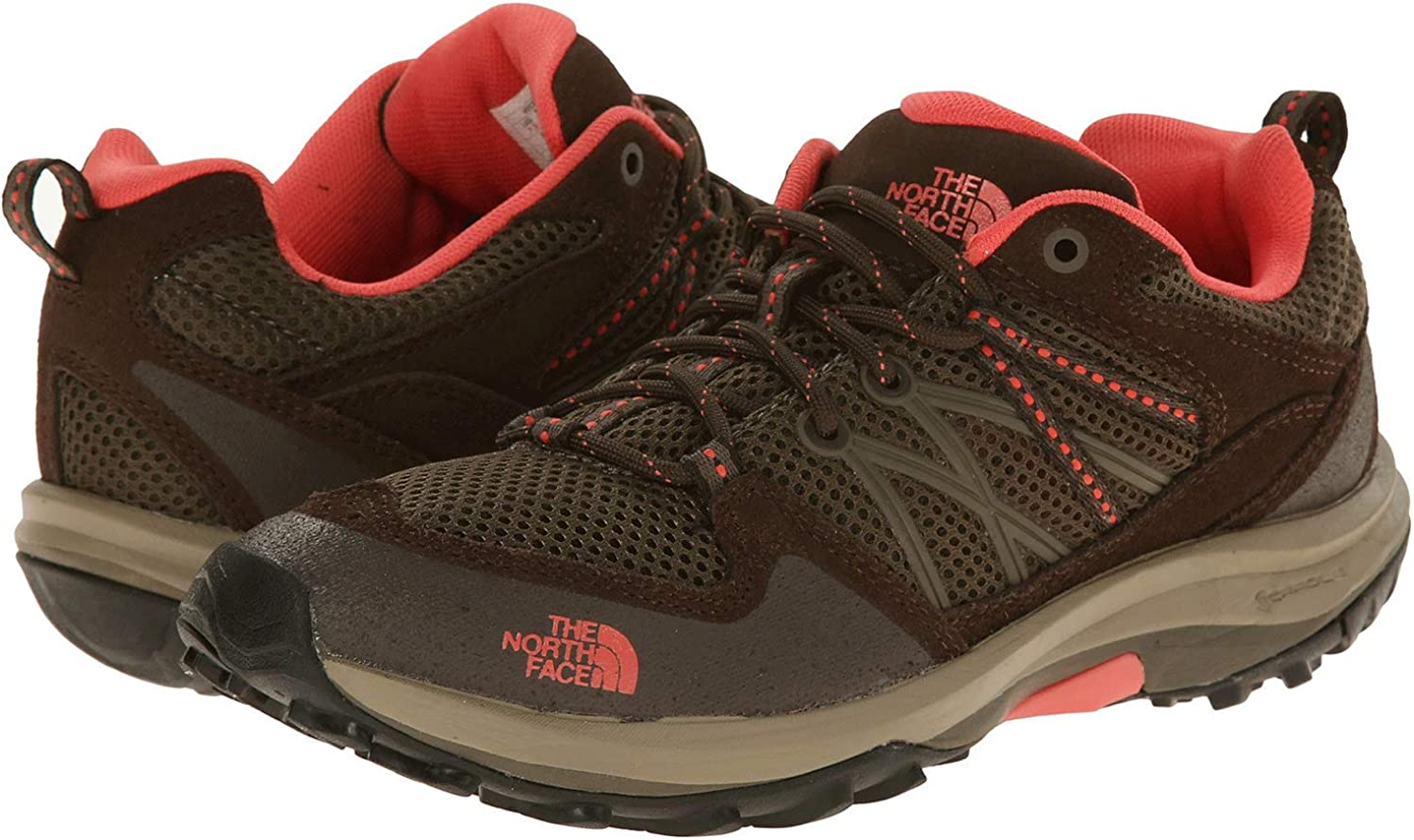 The North Face Women s Storm Fastpack Hiking Shoe