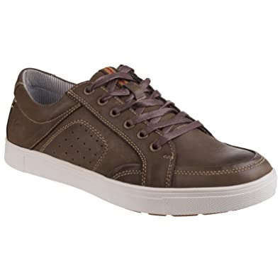 Cotswold Mens Cheltenham Lace Up Trainers