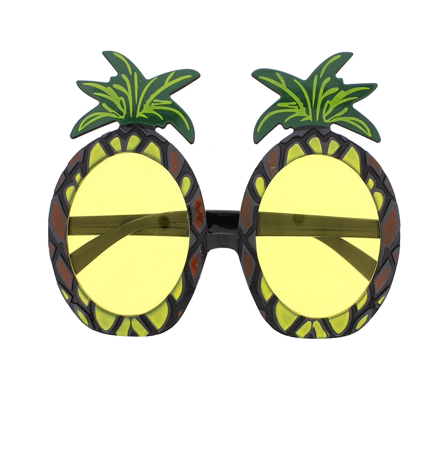 Zac/'s Alter Ego® Fun Tropical Themed Fancy Dress Glasses
