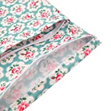 ALVABABY 2pcs Cloth Diaper Wet Dry Bags