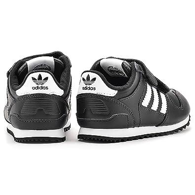 adidas Originals ZX 700 Kinder Sneaker Leder Schuhe Flux 750