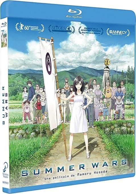 Summer Wars Blu-Ray [Blu-ray]: Amazon.es: Animación, Mamoru Hosoda, Animación: Cine y Series TV