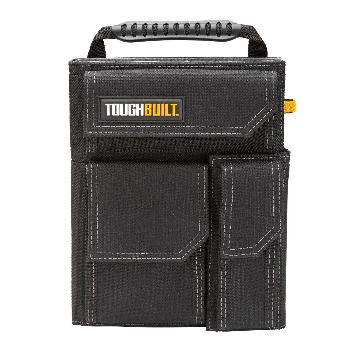 Toughbuilt TOU-56-L-C - Gran organizador y el cuaderno de cuadrí cula