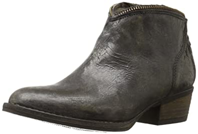 Very Volatile Women's Sofia Ankle Bootie, Charcoal, ...