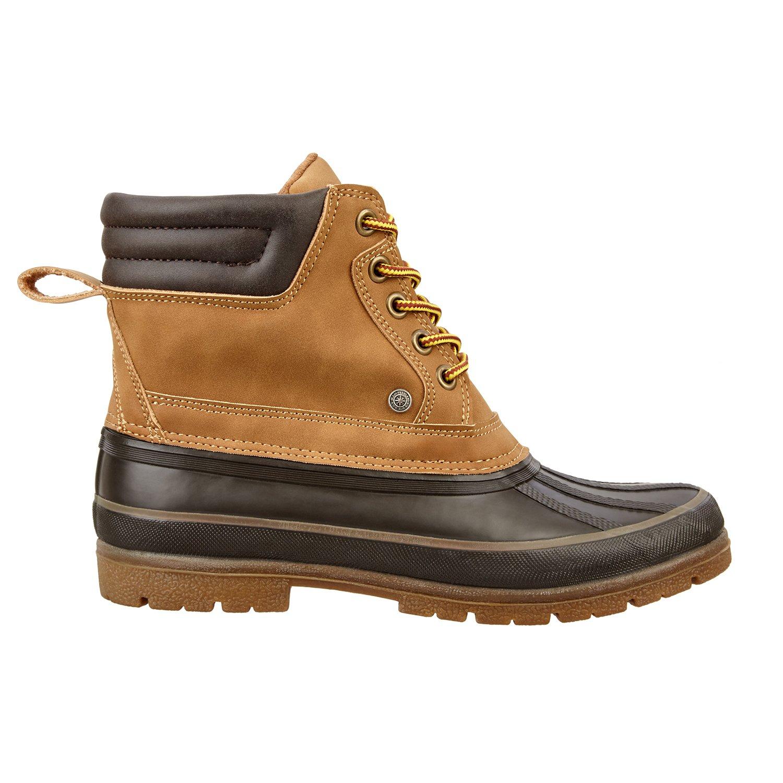 Stiefelette  MUDKING  Waterproof. Bequeme Stiefel     Robuster und haltbarer Reit-Schuh auch Arbeitsschuh und Reitstiefelette   Tolle StableStiefel Passform   Stiefel Größen 36-46   Farbe  beige-schwarz 38a496