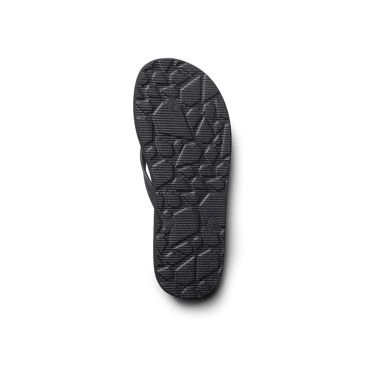 Volcom Mens Rocker 2 Graphic Print Flip Flop Sandal