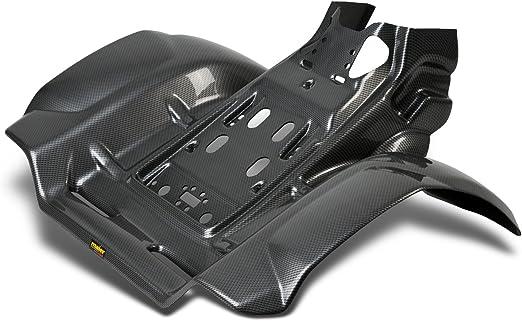 Maier USA 117250 One Piece Race Front for Honda TRX250R Black