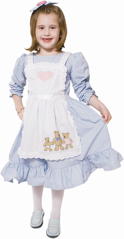 Dress up America Traje de Fairytail de Oroilocks: Amazon.es ...