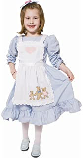 goldilocks fairytail costume by dress up america - Goldilocks Halloween Costumes
