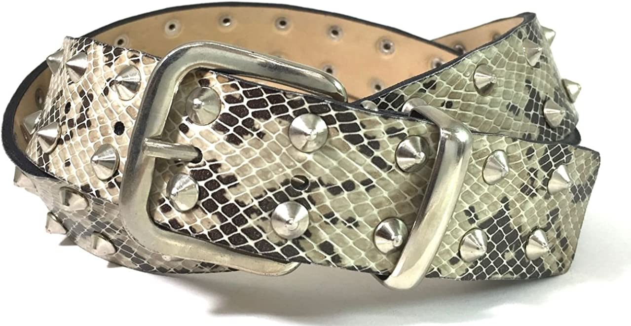 EDNA Classic Studded Lifestyle Belt