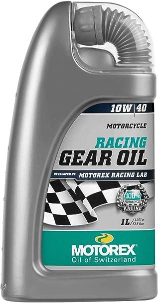 Motorex Racing Gear Oil Sae 10 W40 Oil 1 Litre Auto