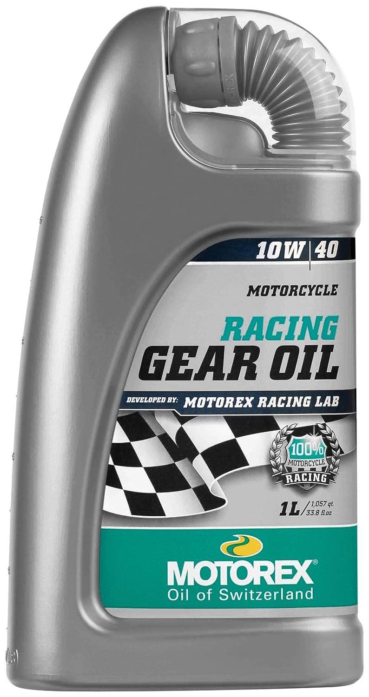 Olio Motorex Racing Gear Oil 10 W40 1 litro 7611197101130 tr-981499
