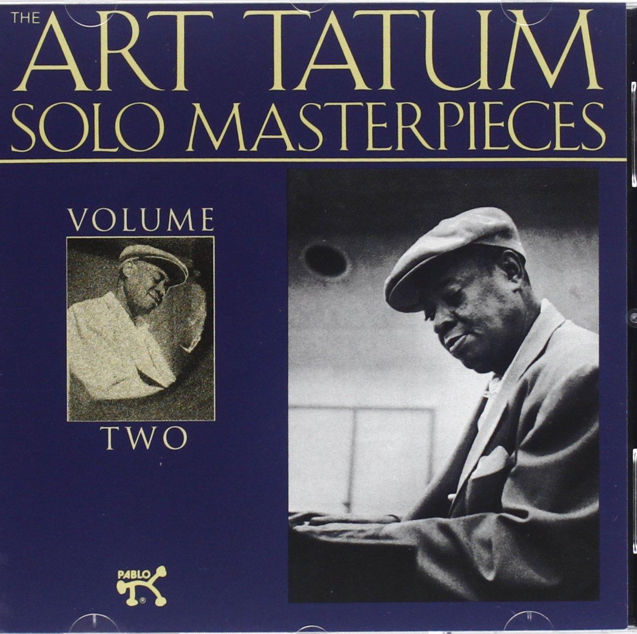 Solo Masterpieces, Vol. 2 by TATUM,ART