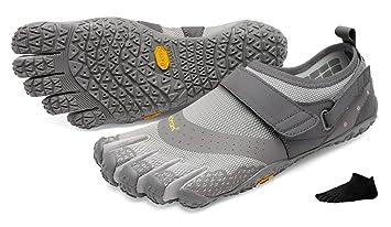 b48746b42d4c Vibram FiveFingers V-Alqua Chaussures « pieds nus » pour les sports  nautiques pour homme
