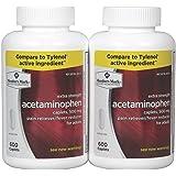Member's Mark 500 mg Extra Strength Acetaminophen (600 ct., 2 pk.)