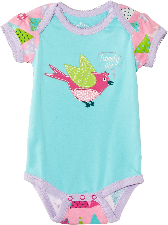 Hatley Baby Girl T-Shirt Birds