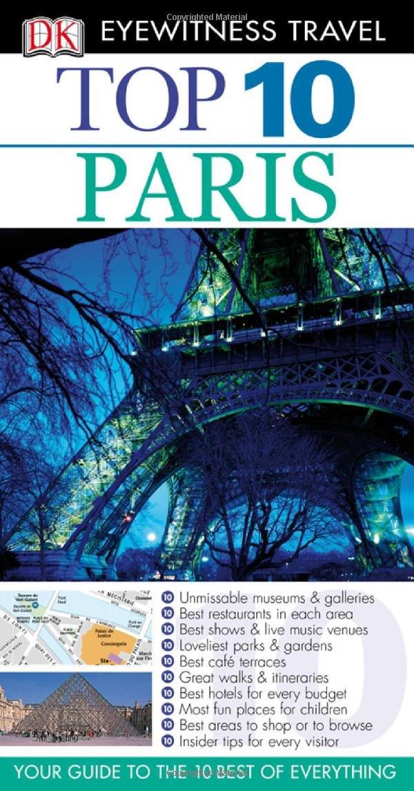 Top 10 Paris. Mike Gerrard & Donna Dailey (DK Eyewitness Top 10 Travel Guides) ebook