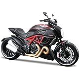 Maisto 1:12 Ducati Diavel Carbon, Red/Black