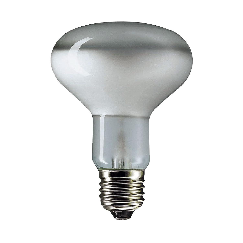 Lot de 10 ampoules r flecteurs spot 100w culot vis for Lampadine led 100 watt