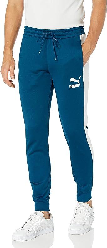 PUMA Iconic T7 Pantalón Deportivo para Hombre: Amazon.es: Ropa y ...