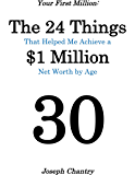 Your First Million: The 24 Things That Helped Me Achieve a $1 Million Net Worth by Age 30