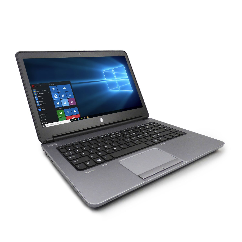 HP Probook MT41 - 14 inch HD Screen - A4 4300m CPU - 8GB RAM 250GB HDD -  Webcam - Wireless - Windows 10 - Extended all day battery!(Renewed)