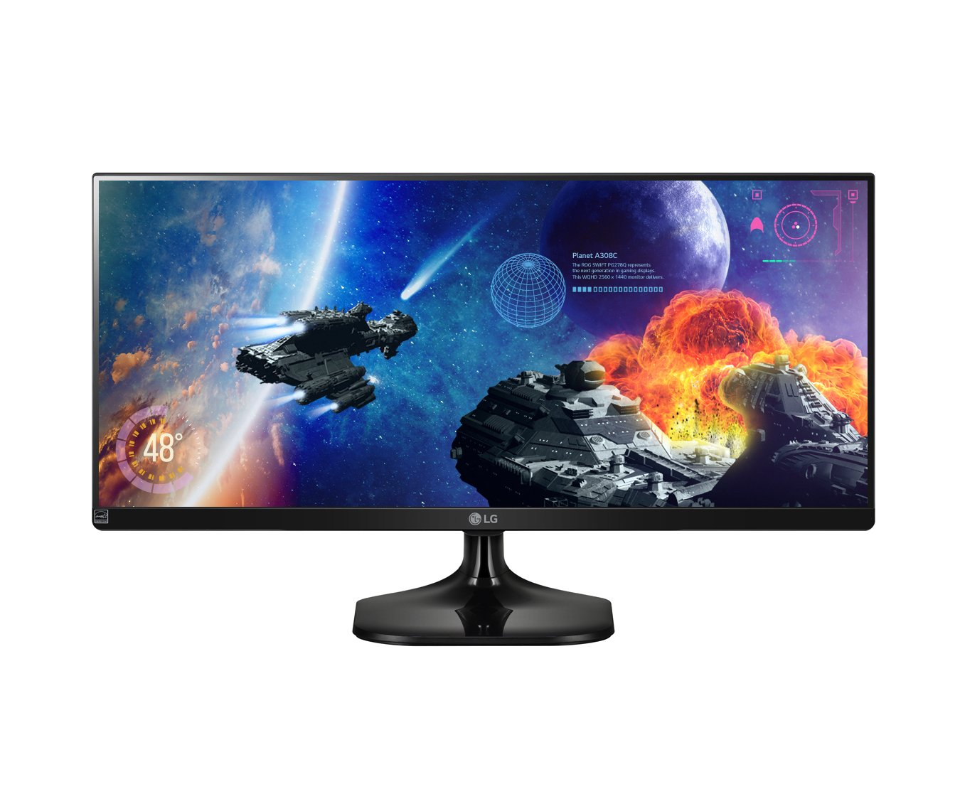 gaming monitor under 200