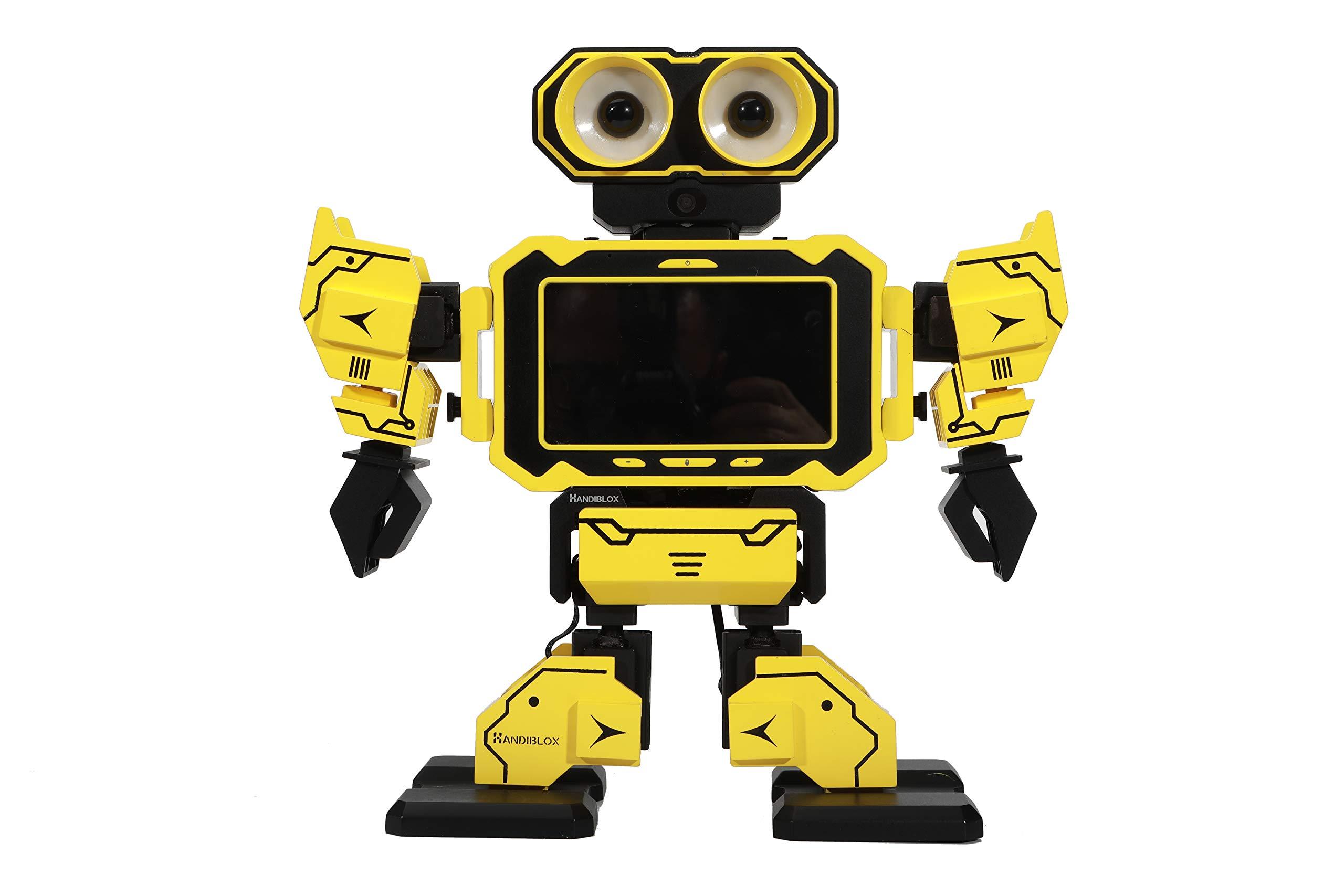 Handiblox – Handi, The Fully Programable, Creative Educational STEM Coding Robot Ages 8+