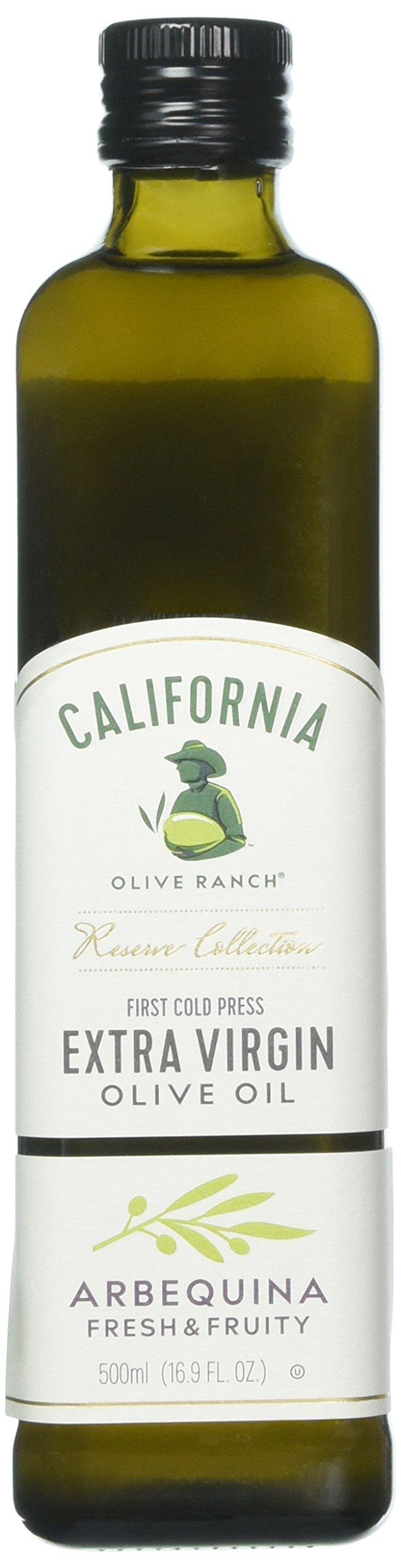 California Olive Ranch Arbequina Extra Virgin Olive Oil, 16.9 Fl Oz by California Olive Ranch