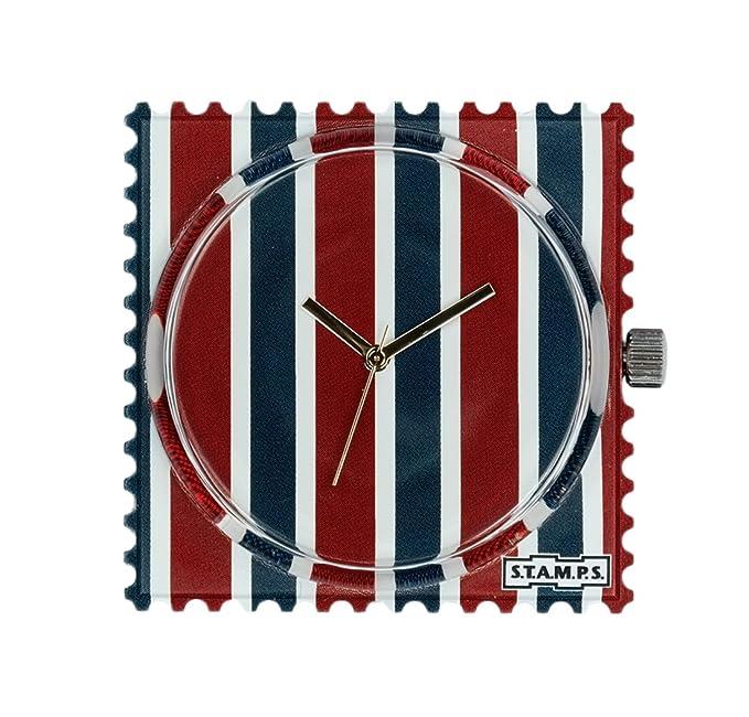 S.T.A.M.P.S. Reloj impermeable (Frogman) Vertical Limit 103015: Amazon.es: Relojes