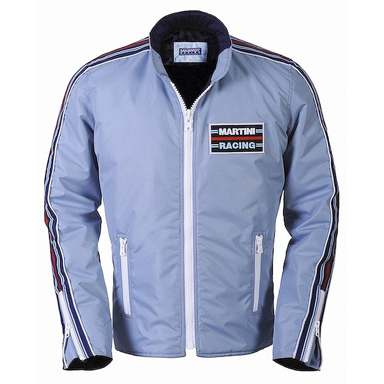 Martini Racing Team Jacket 1975 Formula One Light Blue
