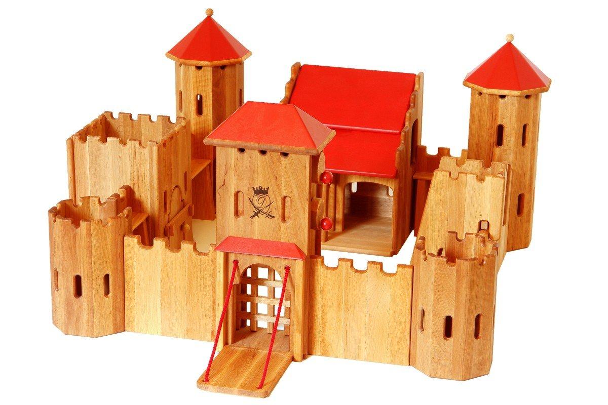 Drewart Ritterburg aus Holz - Drewart Ritterburg Nr. 290