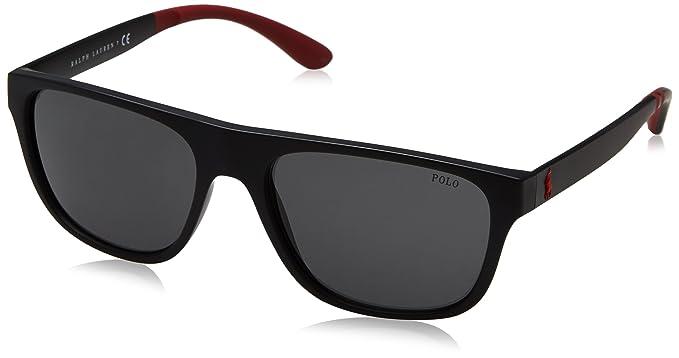 28ae9904fb POLO RALPH LAUREN Men s 0Ph4131 528487 57 Sunglasses