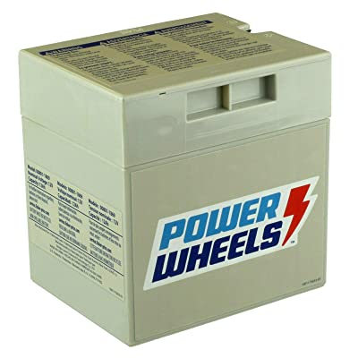 12V Battery for Corvette X6218 Power Wheels Fisher Price: Toys & Games