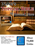 Nave's Topical Bible - Deluxe Study Edition with King James Bible (Over 75,000 Links)