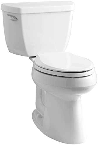 Kohler K-3713-0 Highline Classic Comfort Height Toilet