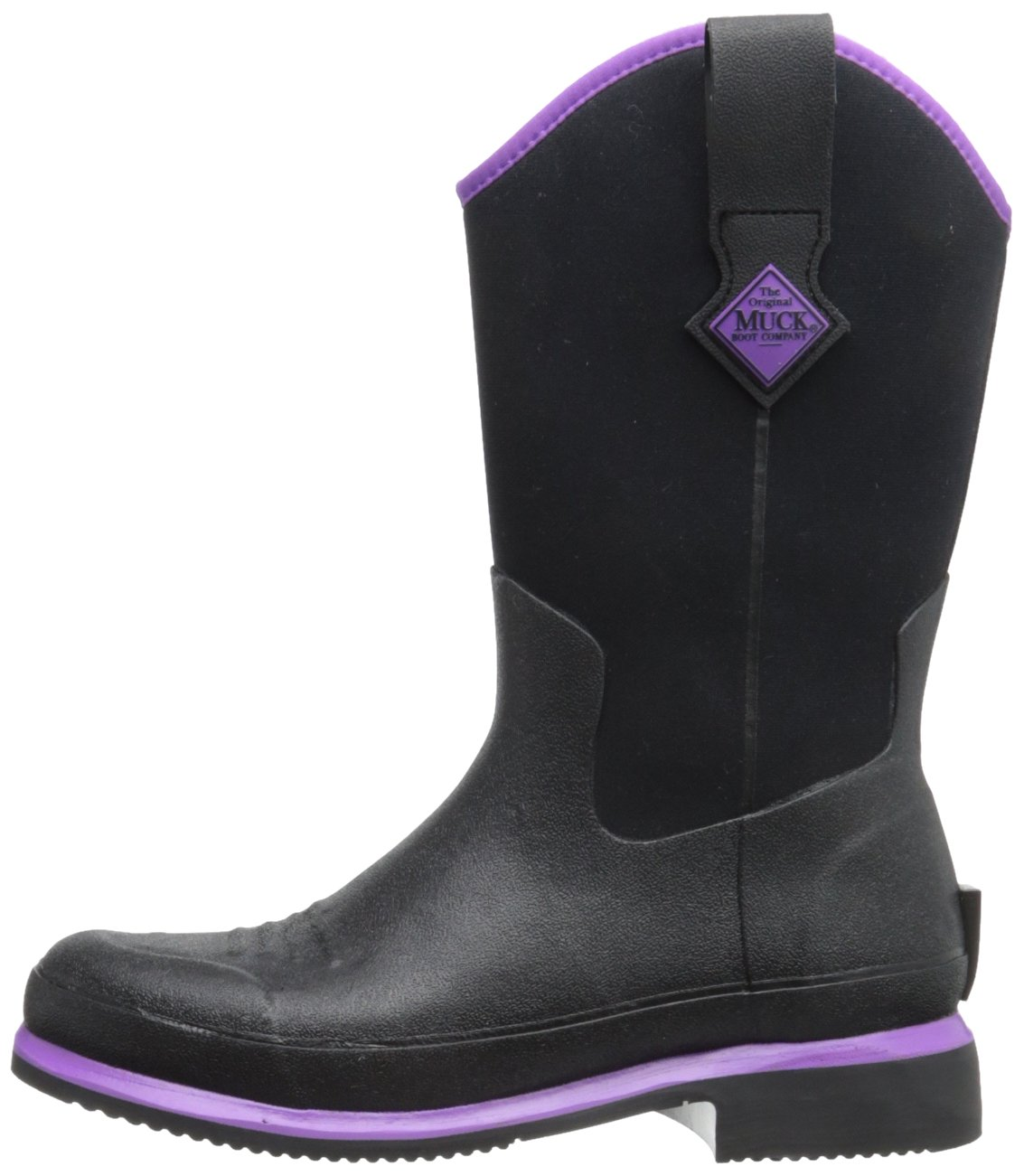 MuckBoots Women's 6 Ryder Mid Boot B00FHVVXVC 6 Women's W US|Black/Purple ed194d