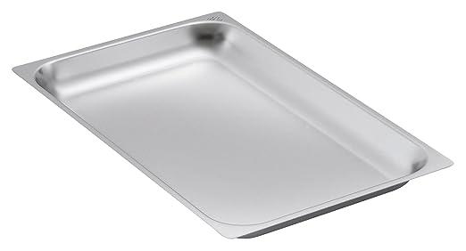 GN-recipiente para horno - chapa 1/2 GN, 65 mm de profundidad ...