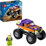 LEGO City Monster Truck 60251 Playset, LEGO Building Sets for Kids