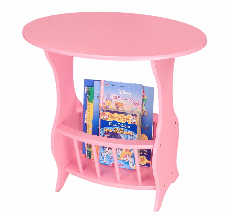 Frenchi Home Furnishing Magazine Table, Blue BU110A
