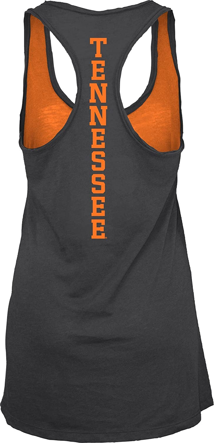 Three Square by Royce Apparel NCAA Team Color Nelly Tank
