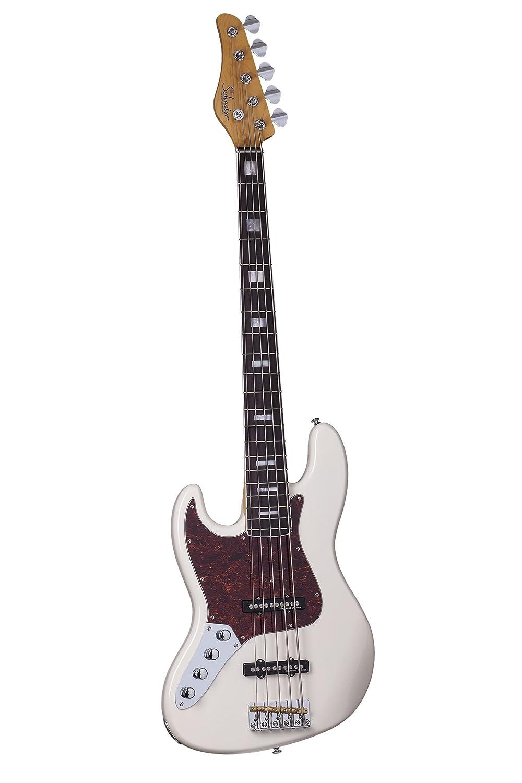 Amazon Schecter Diamond J Plus Lh Bass Guitar Musical Instruments